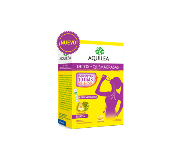 Aquilea detox quemagrasas en Farmacia Pérez