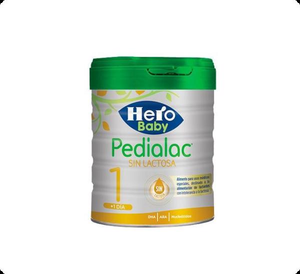 hero baby pedialac sin lactosa