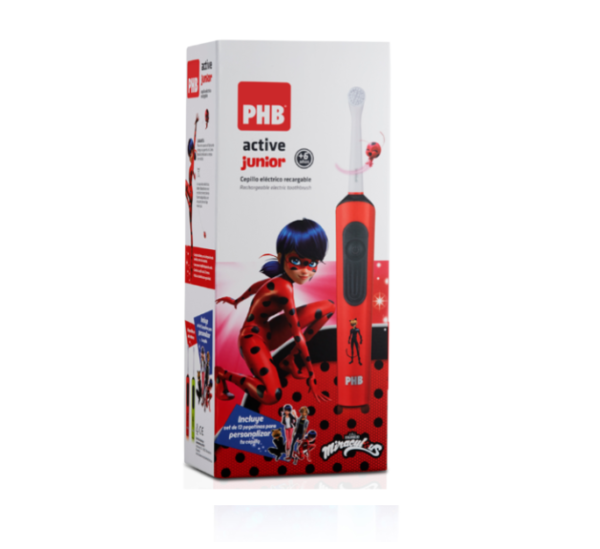 CEPILLO ELECTRICO ACTIVE JUNIOR ROJO,png