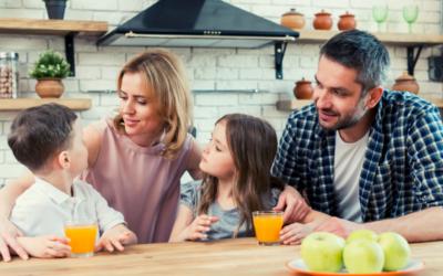 Dieta en familia, trucos y consejos para conseguirlo