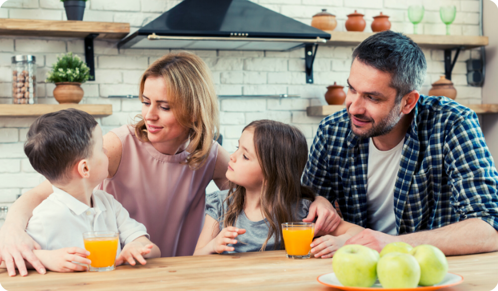 Dietas en familia, trucos y consejos