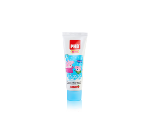 PHB PETIT PEPPA-PIG-GEL-FRESA-75-ML