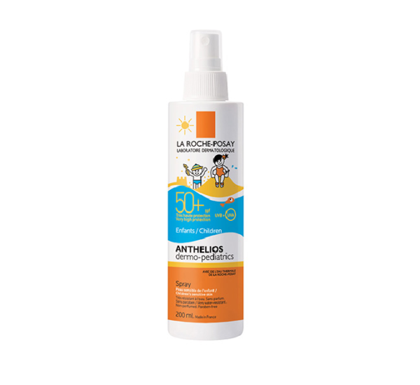ANTHELIOS NIÑOS SPRAY 50+ DP 200 ML
