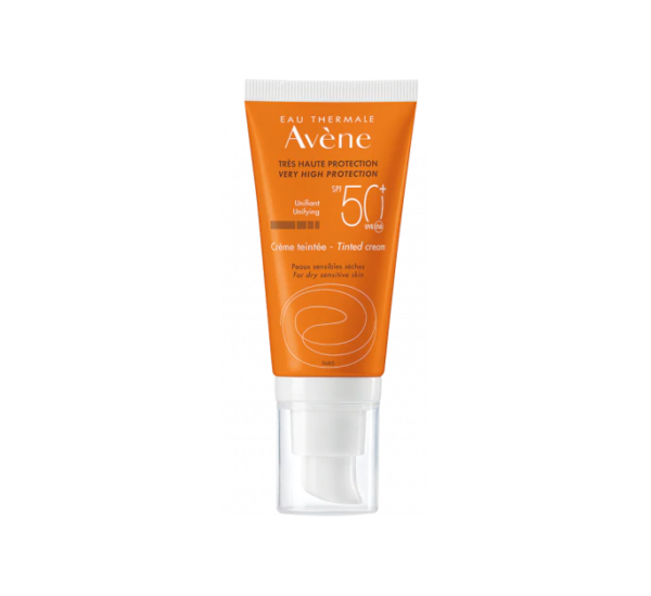 AVENE SOLAR 50+ COLOR 50 ML