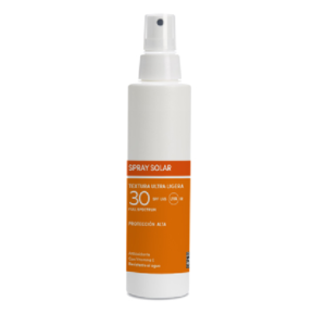 UNIFARCO SPRAY SOLAR F.30 TEXTURA ULTRALIGERA 200ML