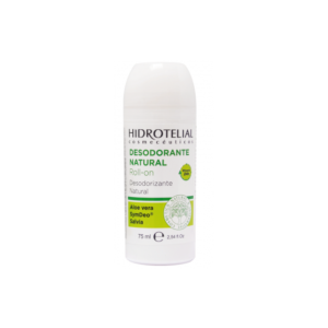 DESODORANTE NATURAL ROLL-ON 75 ML.