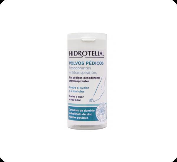 HIDROTELIAL POLVOS PEDICOS DESODORANTES ANTITRAN 75 G
