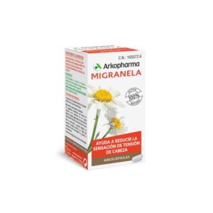 MIGRANELA ARKOPHARMA 48 CAPSULAS