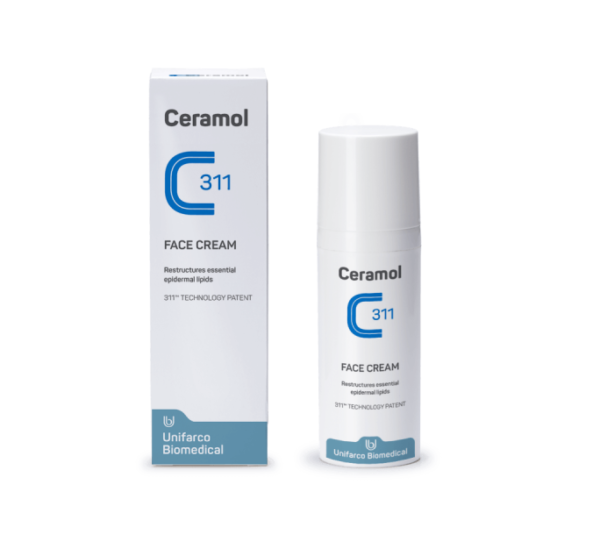 UNIFARCO CERAMOL CREMA FACIAL