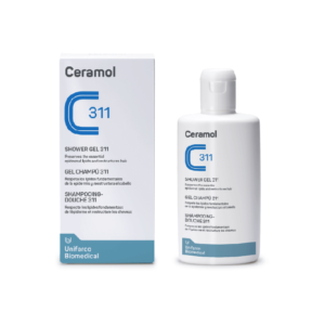 UNIFARCO CERAMOL 311 CHAMPU DUCHA 200 ML