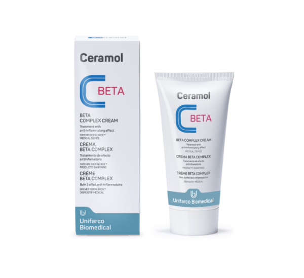 UNIFARCO CERAMOL BETA COMPLEX CREMA 50ML