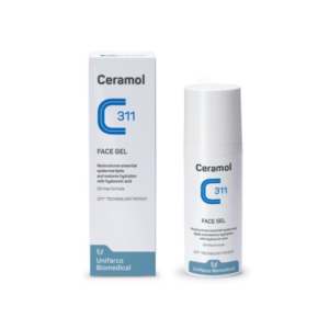 UNIFARCO CERAMOL CREMA GEL FACIAL